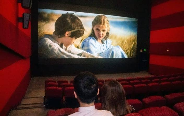 Samsung Electronics partners with world's largest theater operator, Wanda Cinemas, to launch China's first cinema LED theater