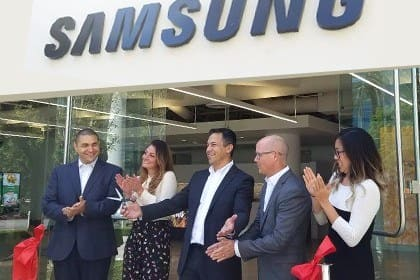 Samsung Showcases Innovative Display Solutions at New, State-of-the-Art Executive Briefing Center in Irvine