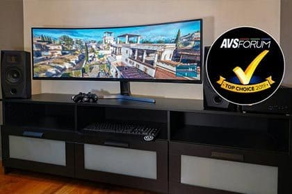 Samsung CRG9 QLED 49″ Ultra-Wide Curved Gaming Monitor Review