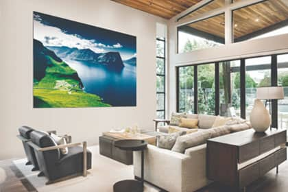 Samsung Displays are Right at Home at CEDIA 2020