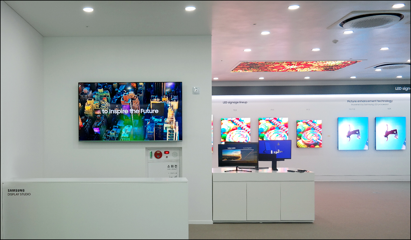 KOREA Showroom Image 01