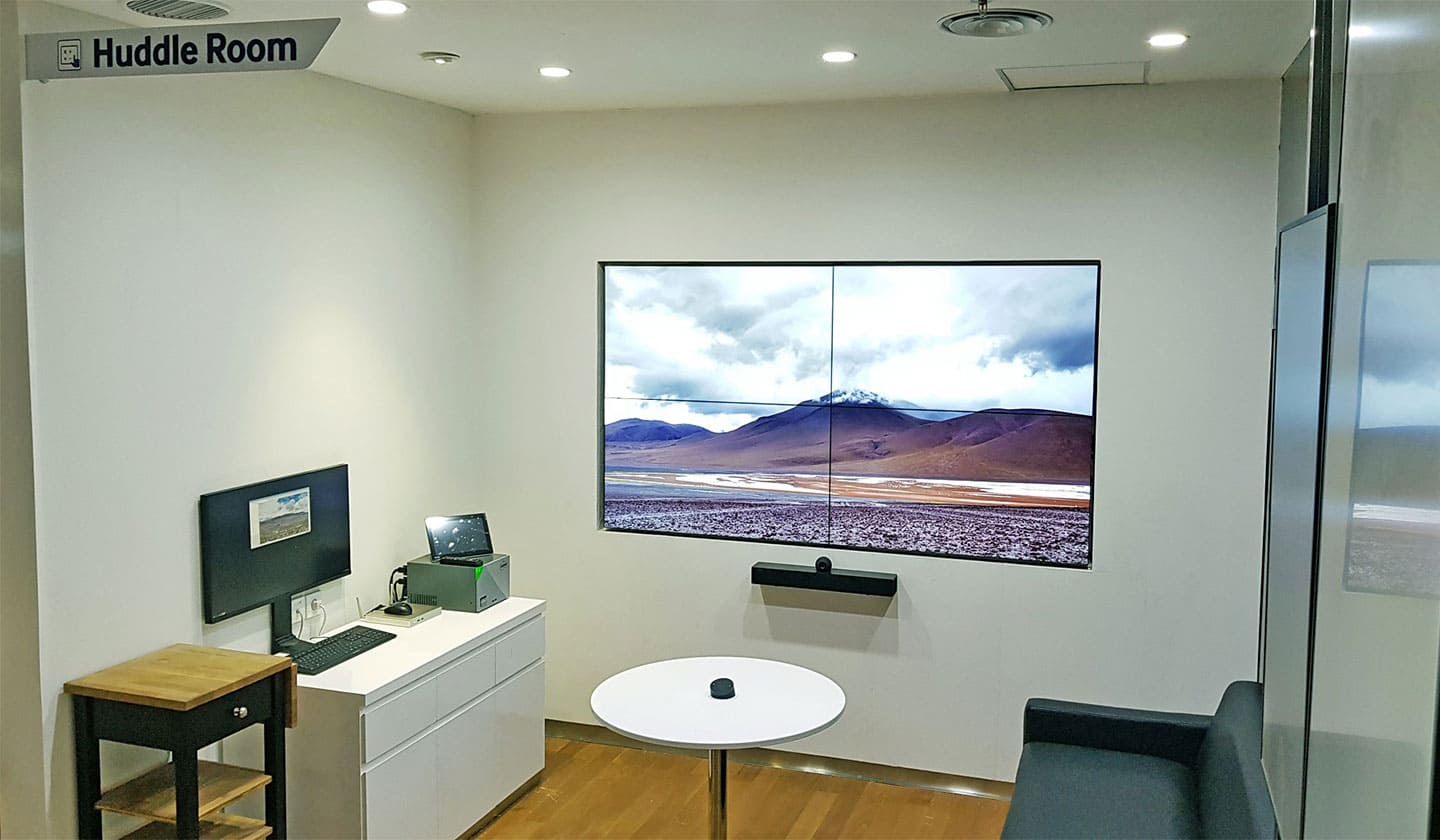 Huddle Room Showroom