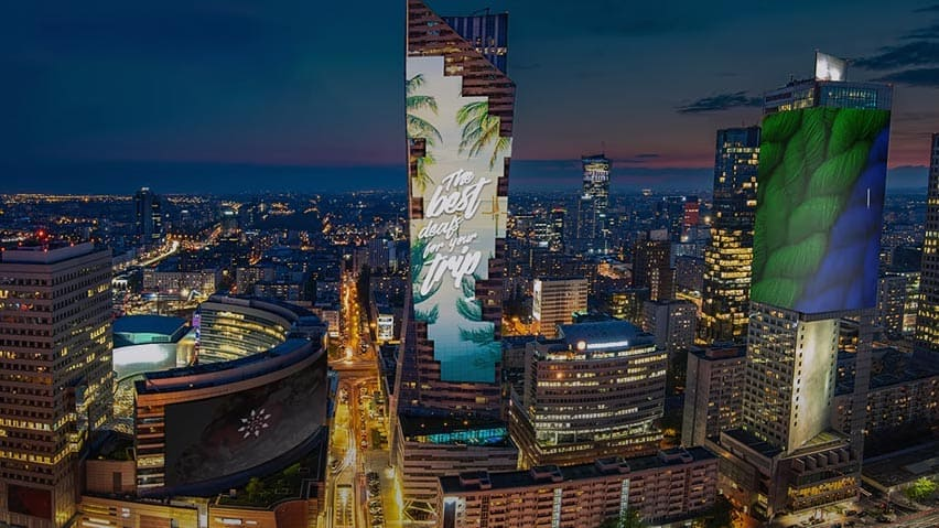 Outdoor LED Signage: Proven visuals. Built to perform
