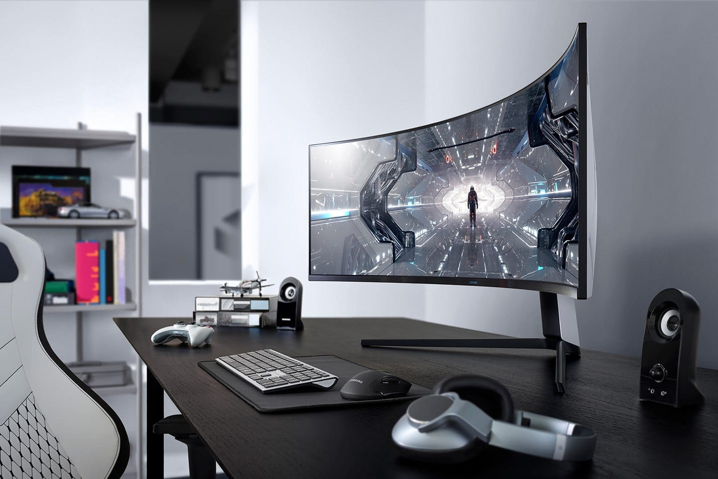 CES2020 Odyssey Monitor 04